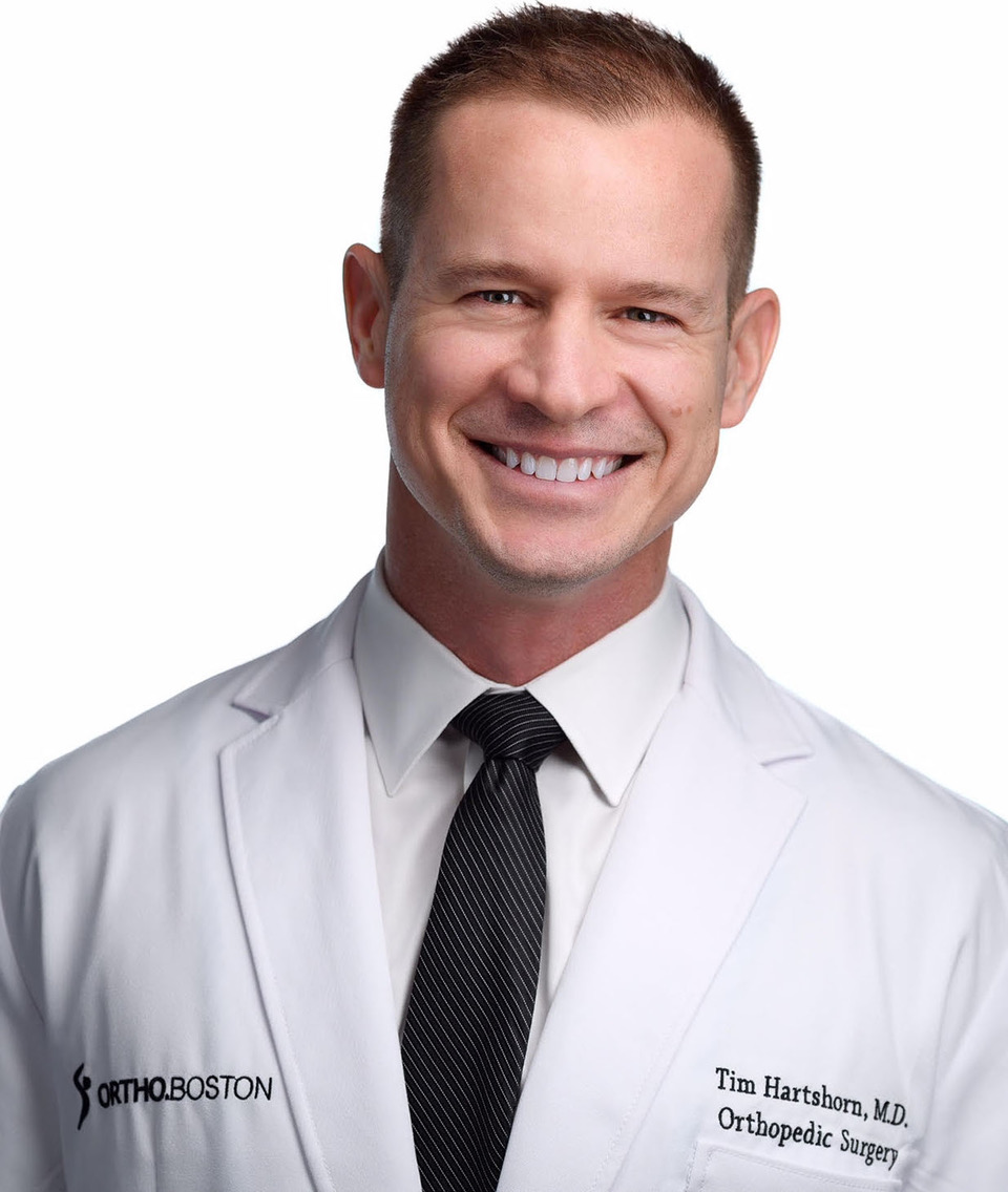 Timothy Hartshorn, M.D.