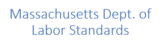 MA Dept of Labor Standards