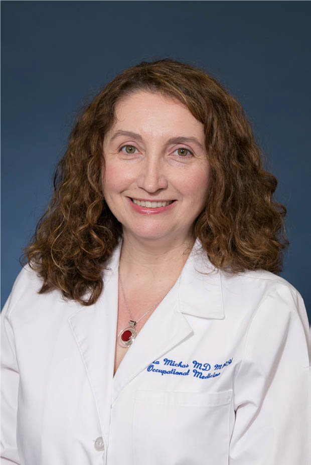 Maria Michas, MD, MPH, FACOEM